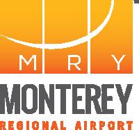 Monterey Regional Airport - Badge
