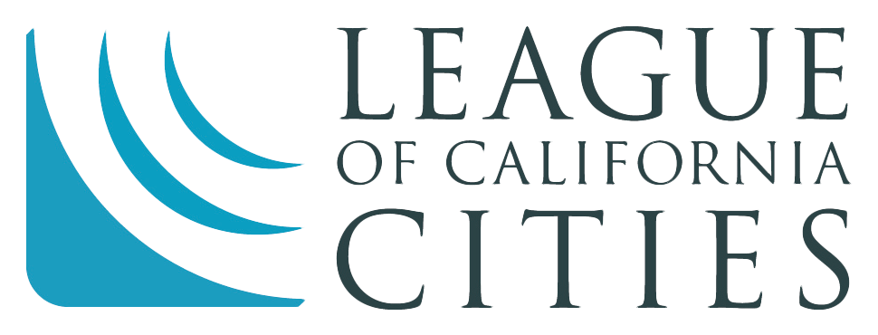 League of CA Cities logo