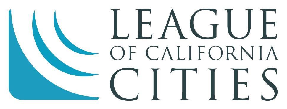 League of CA Cities logo